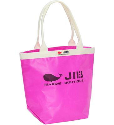 JIB バケツ BKM38 ピンク/ホワイトハンドル