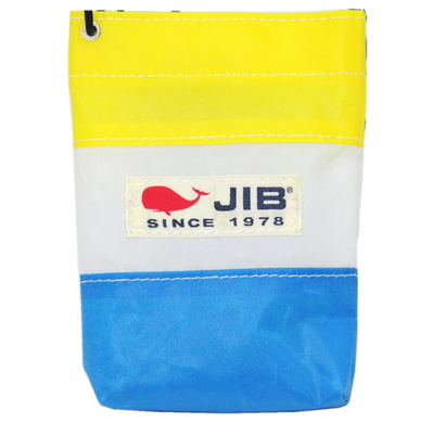 JIB バリットポシェットS BPS20 ロケットブルー×イエロー