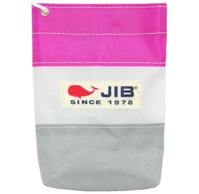 JIB バリットポシェットS BPS20 グレー×ピンク