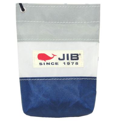 JIB バリットポシェットS BPS20 ネイビー×グレー