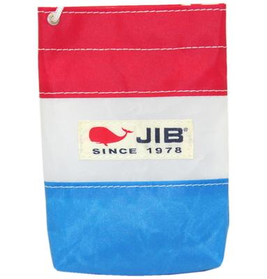 JIB バリットポシェットS BPS20 ロケットブルー×レッド