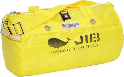 JIB ダッフルバッグS(メタルパーツ)MA-DGS135 マリーナシリーズ イエロー