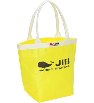 JIB バケツ BKM38 イエロー/ホワイトハンドル