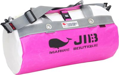 JIB ダッフルバッグS DS130 ピンク×グレー