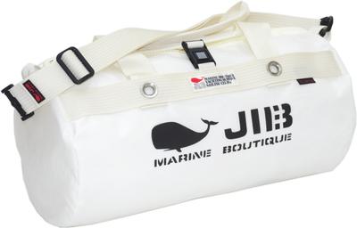 JIB ダッフルバッグS DS130 ホワイト