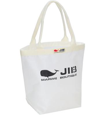 JIB バケツ BKM38 ホワイト/ホワイトハンドル