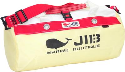 JIB ダッフルバッグS DS130 シトラス×レッド