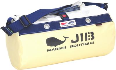 JIB ダッフルバッグS DS130 シトラス×ネイビー