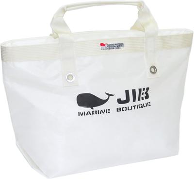 JIB オープントートM(インナージップタイプ) TFM88 ホワイト