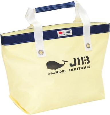 JIB オープントートM(インナージップタイプ) TFM125 シトラス×ネイビー