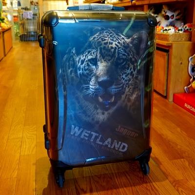 スーツケース フレーム4輪63L WETLANDジャガー