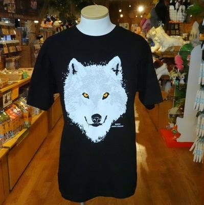 なりきりTシャツ ホッキョクオオカミ 大人サイズ 【Original】