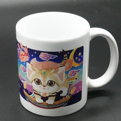 陶器マグカップ スナネコ アミーラ 姫version  【Original】