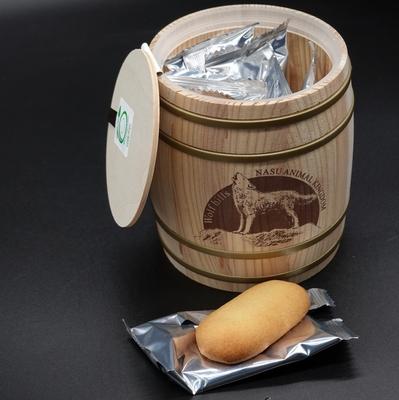 樽入りチョコインクッキー ホッキョクオオカミ 【Original】4990623230785