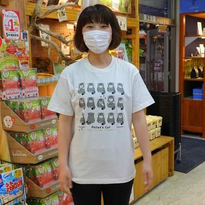 モーションシリーズ オーガニックコットンTシャツ マヌルネコ【Original】4995253347643