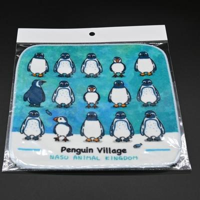モーションシリーズ ミニタオル ペンギンビレッジ 【Original】4995253347476
