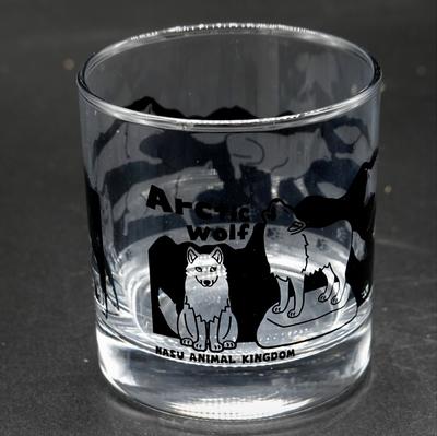 グラスタンブラー ホッキョクオオカミ 【Original】4995253347919