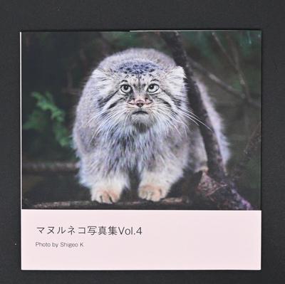 マヌルネコ写真集 Vol.4 【Photo by Shigeo】