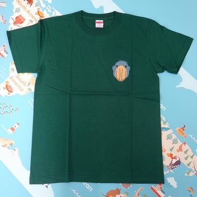 なりきりTシャツ ハシビロコウ 大人用【Original】