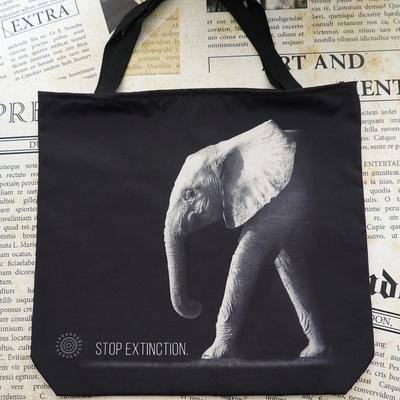 ザ・マウンテン トートバッグ エレファント (象を守る)