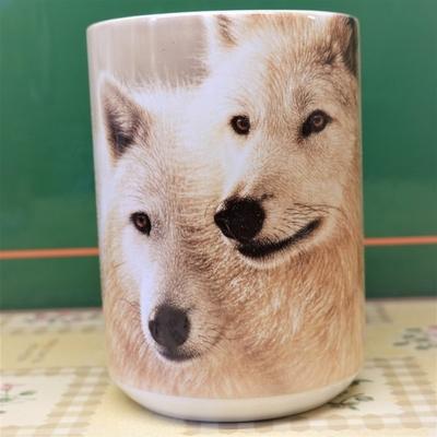 THE MOUNTAIN ceramic BIG マグ オオカミ 各種1