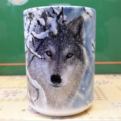 THE MOUNTAIN ceramic BIG マグ オオカミ各種 2