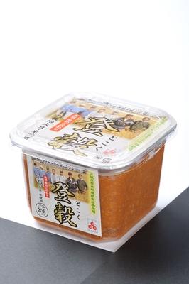 登穀味噌(とこくみそ) 750g