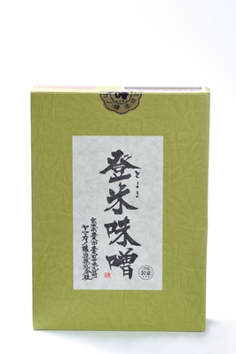 登米味噌(とよまみそ)化粧箱