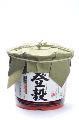 登穀味噌(とこくみそ) 2kg朱樽