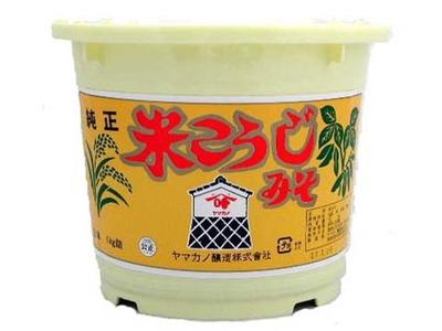 米こうじ味噌 4kg