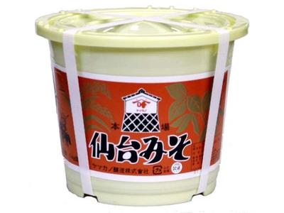 ヤマカノ仙台みそ 4kg
