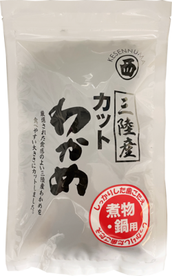 専用カットわかめ(煮物・鍋用)35g