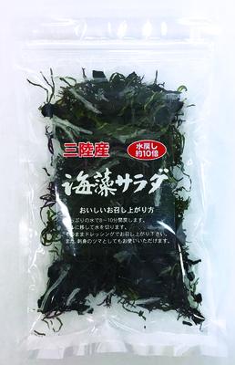 特6 海藻サラダ 25g