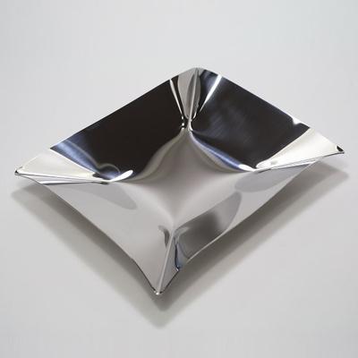 ELLEFFE DESIGN ステンレストレー「INES-IN104」 ラージサイズ