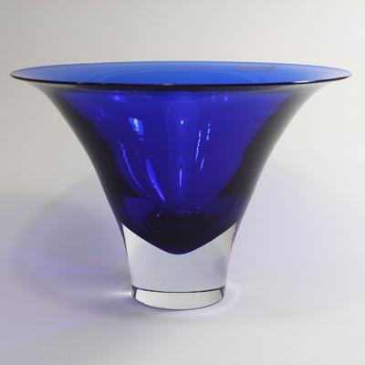 Gambaro&Poggi ムラーノガラス花瓶「SOMMERSO-200」