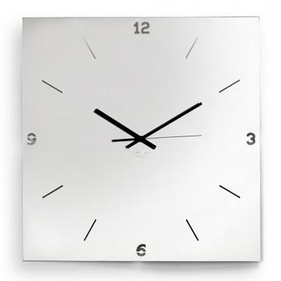ELLEFFE DESIGN ステンレス製掛け時計「OP006」
