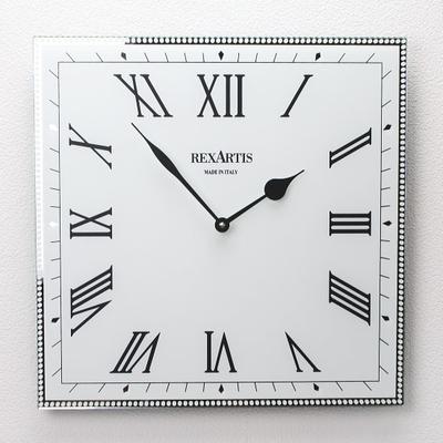REXARTIS ガラス製掛け時計「CLASSIC」