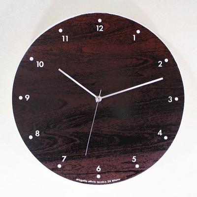 G.B 木目調掛け時計「WOOD」アウトレット