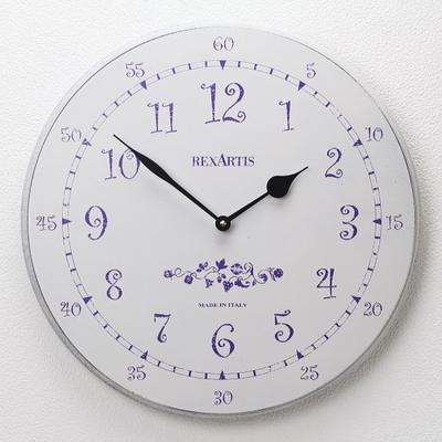 REXARTIS プロヴァンス風掛け時計「PROVENS」