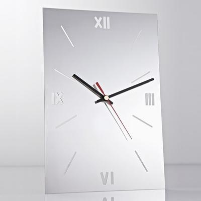 ELLEFFE DESIGN ステンレス製掛け時計「OP003」