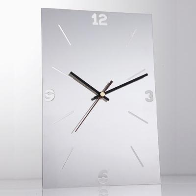 ELLEFFE DESIGN ステンレス製掛け時計「OP004」