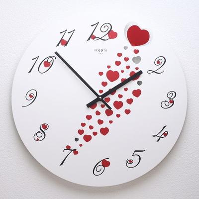 REXARTIS デザイン掛け時計「PASSION」