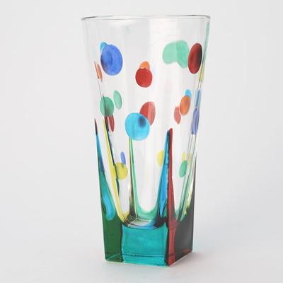 ZECCHIN ガラス製フラワーベース 「CIRCLE」