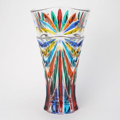 ZECCHIN ガラス製フラワーベース 「OASIS」