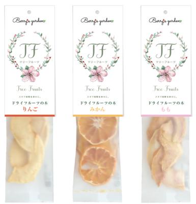 【お得】Tree fruitsドライフルーツの木3個セット