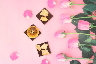 【ネット限定価格】カードチョコレートプレミアムフルーツシリーズ3枚入りMAMANOCHOCOLATE×Berry'sGarden