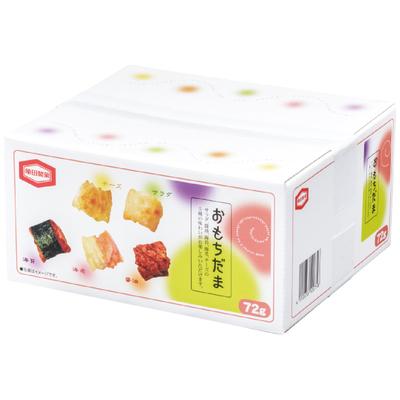 亀田製菓 おかき詰合せ おもちだま72g