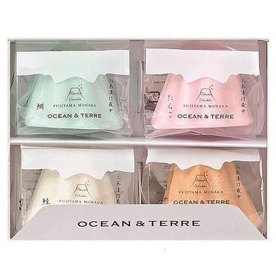OCEAN&TERRE 富士山style お茶漬け最中セットA A255