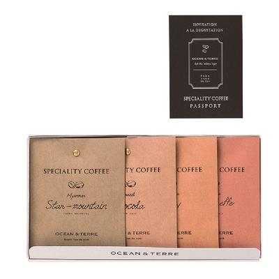 OCEAN&TERRE Speciality Coffee セットA A166