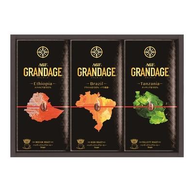AGFグランデージドリップコーヒーギフト GD-20N